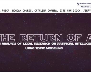 Return of the AI